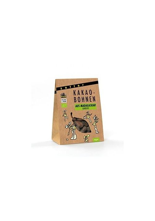 Ziarna kakao Zotter z Madagaskaru