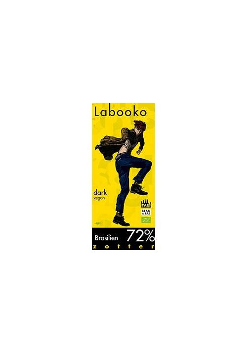 Zotter Labooko Brazil 72%