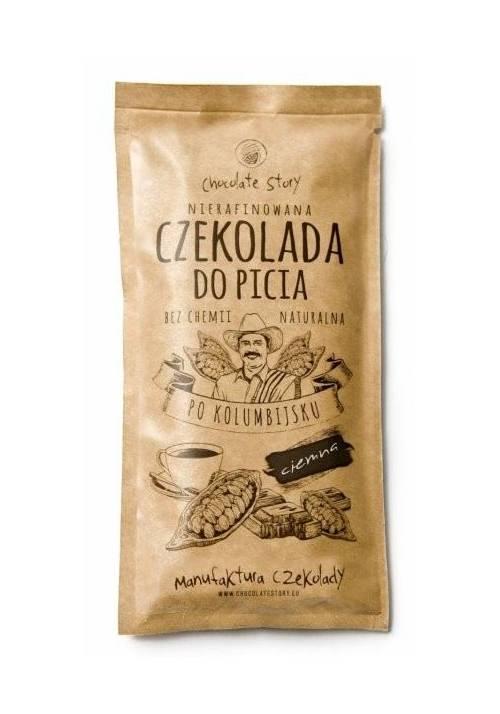 Pitna ciemna czekolada z Manufaktury Czekolady