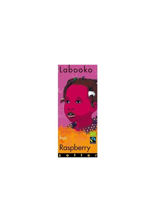 Zotter Labooko Raspberry (malinowa)