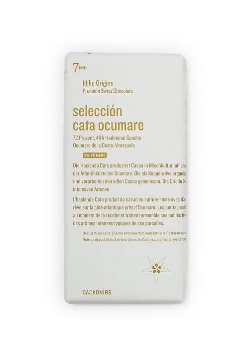 Idilio 7imo Seleccion Cata Ocumare (z nibsami)