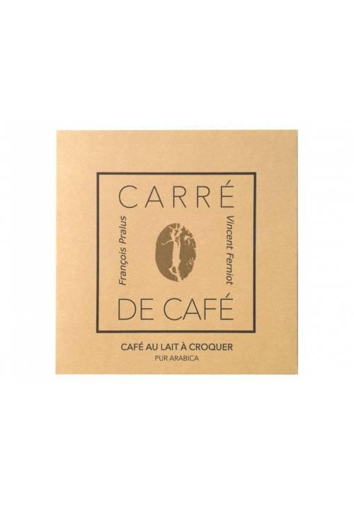 Mleczna kawolada - Pralus Carré de Café au Lait