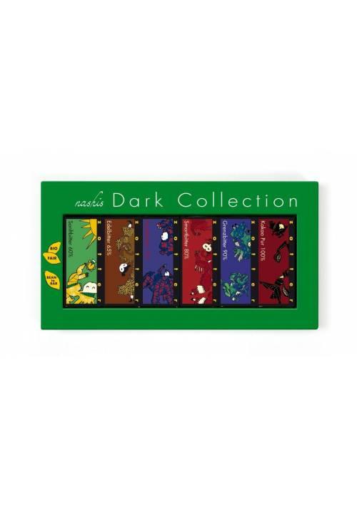 Zestaw Zotter Nashis Dark - ciemne mini-tabliczki