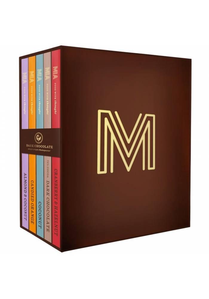Zestaw prezentowy czekolad MIA