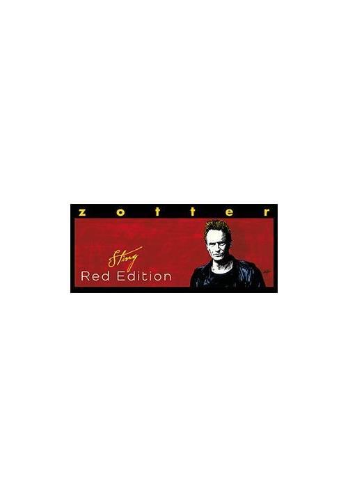 Zotter Sting - Red Edition (czerwone wino z winnicy Stinga)