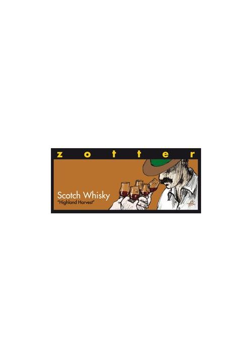 Zotter Scotch Whisky (szkocka)