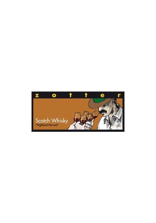 Zotter Scotch Whisky Highland Harvest