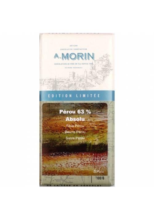 Morin Perou Absolu 63% (Peru) - limitowana