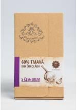Chocolate Hill 60% ciemna z czosnkiem