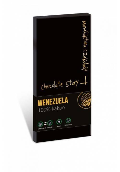 Manufaktura Czekolady Wenezuela 100%