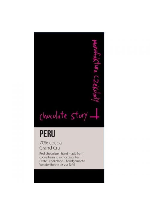 Manufaktura Czekolady Peru 70%