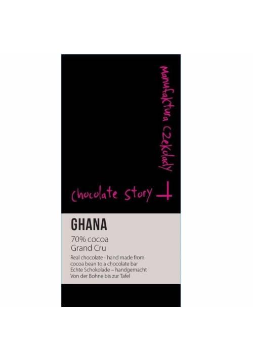 Manufaktura Czekolady Ghana 70%