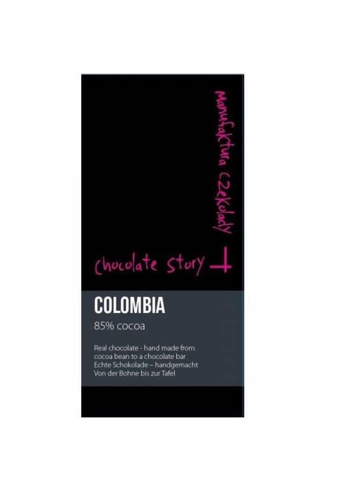 Manufaktura Czekolady Kolumbia 85%