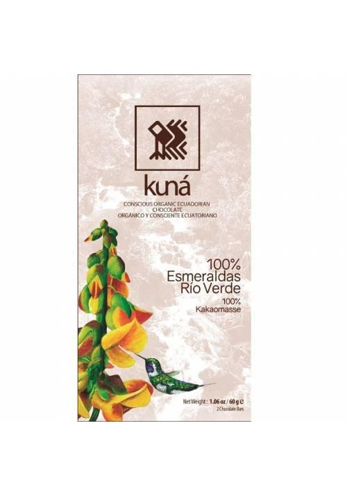 Kuná 100% Rio Verde Esmeraldas - duża wersja 60g