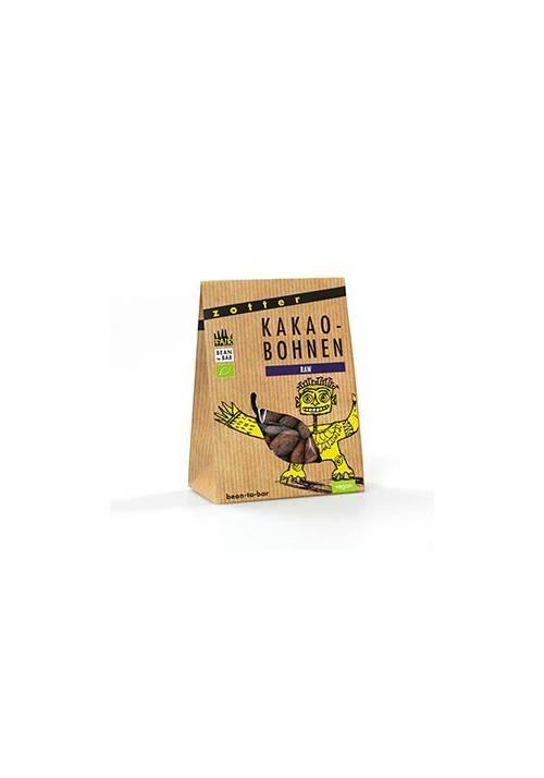 Ziarna kakao Zotter z Peru (RAW)
