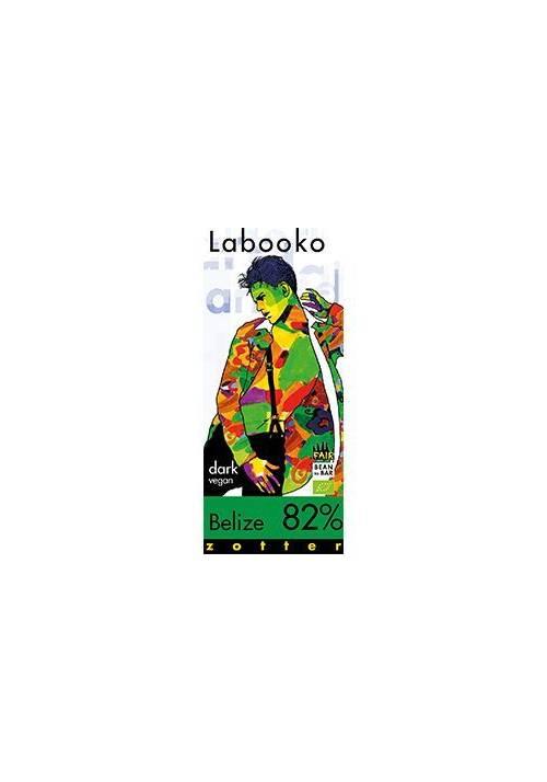 Zotter Labooko Belize Toledo 82%