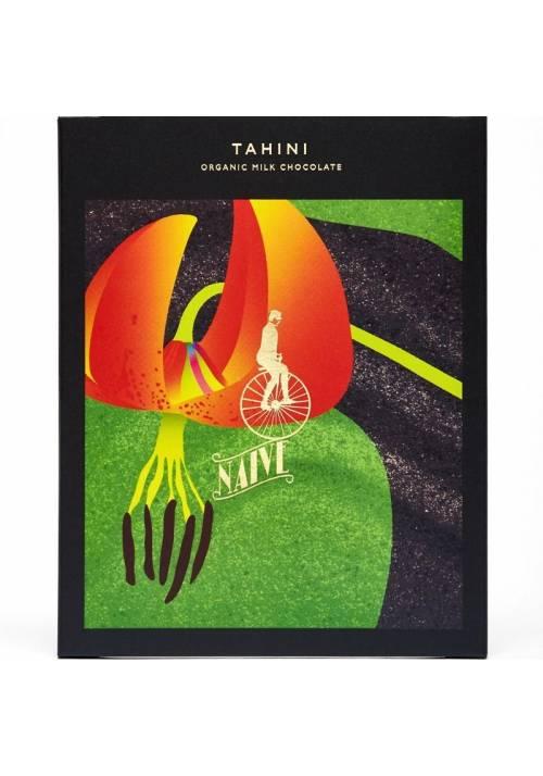 Naive Tahini (mleczna z sezamem)