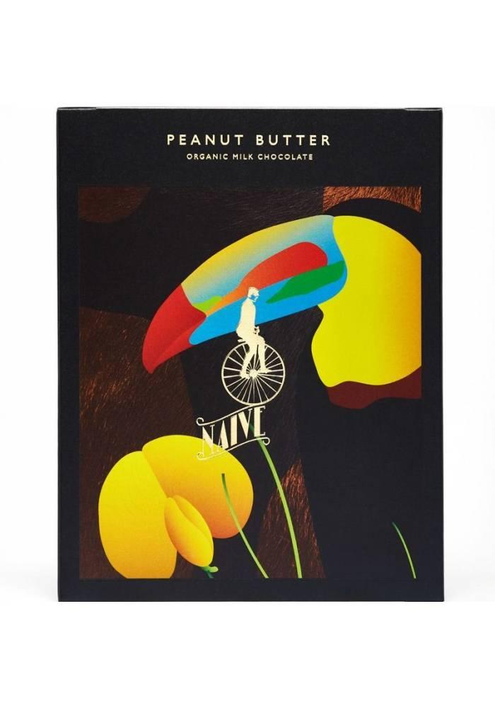 Naive Peanut Butter (mleczna z masłem orzechowym)