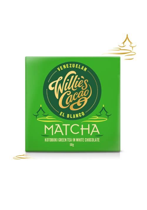 Willie's Cacao Matcha Kotobuki
