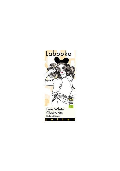 Zotter Labooko Fine White Chocolate