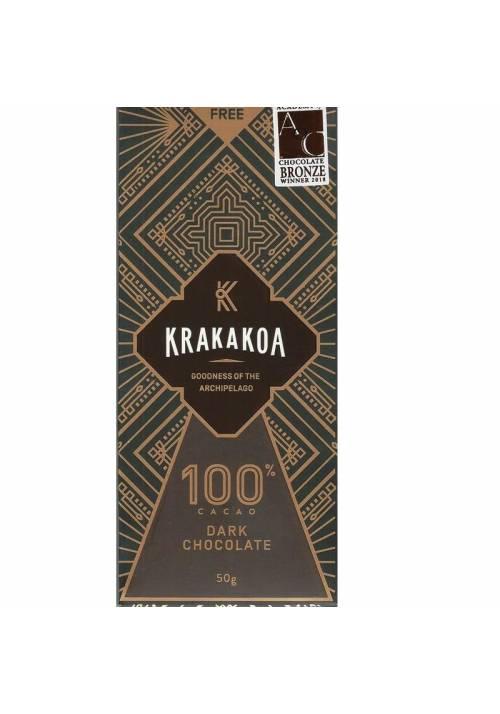 Krakakoa Arenga - czekolada 100% kakao