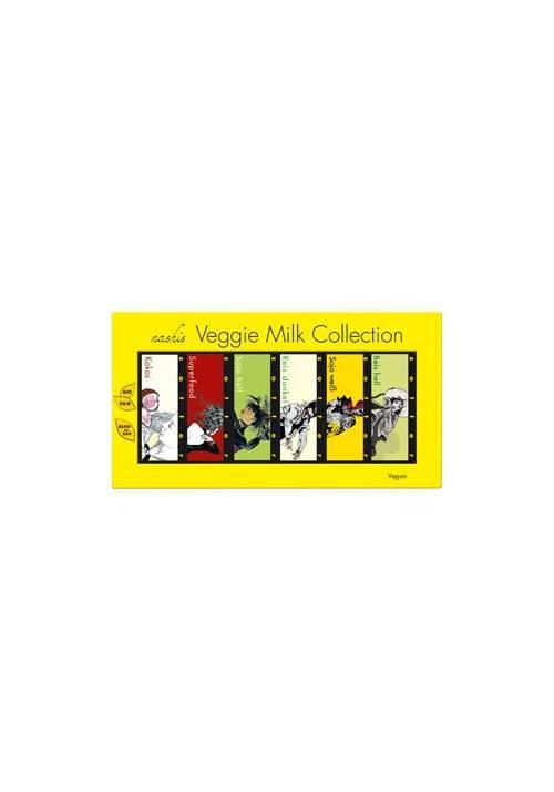 Zestaw Zotter Nashis Vegan - wegańskie mini-tabliczki