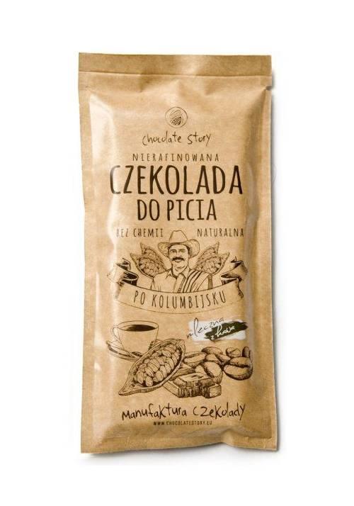 Pitna mleczna czekolada z kawą z Manufaktury Czekolady