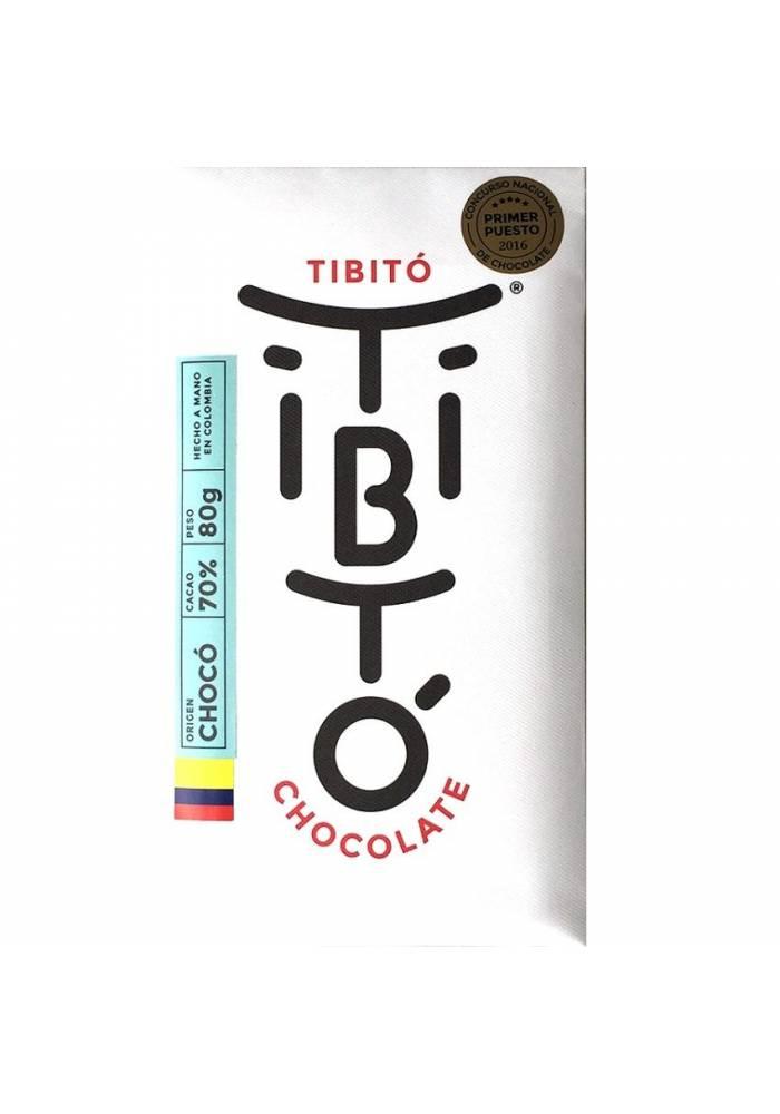 Tibito Choco 70% - Chocó, Kolumbia