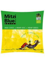 Zotter Mitzi Blue Hemp Plantation