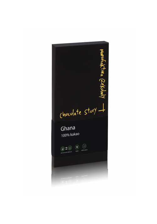 Manufaktura Czekolady Ghana 100%