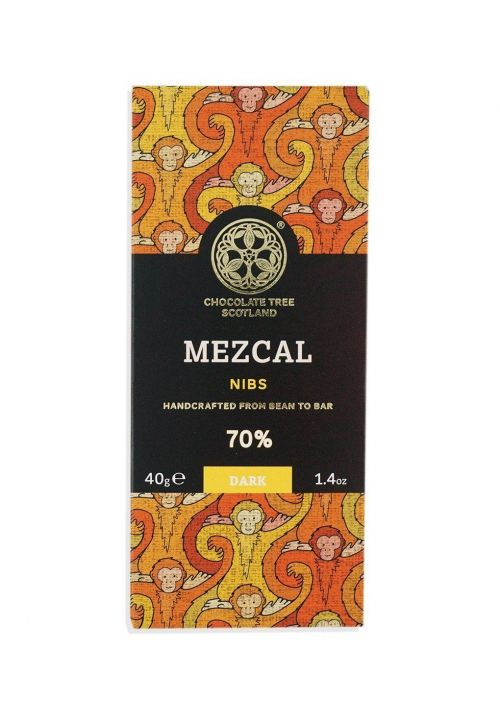 Chocolate Tree Mezcal 70%