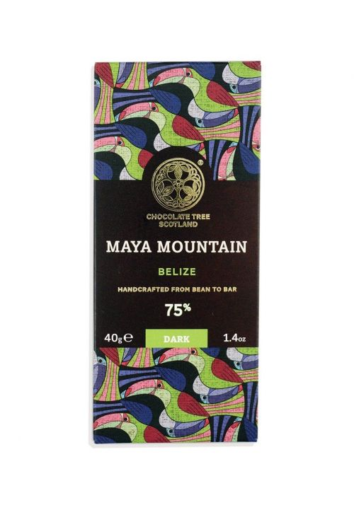 Chocolate Tree Maya Mountain 75% Belize