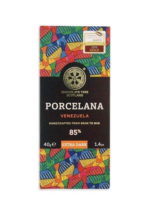 Chocolate Tree Porcelana 85%