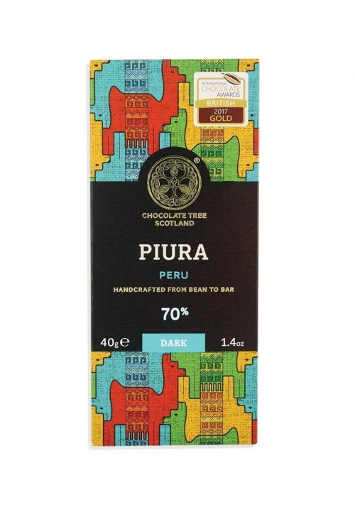 Chocolate Tree Piura Peru 70%
