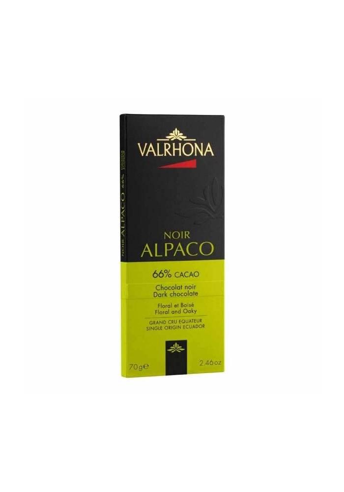 Valrhona Alpaco 66%