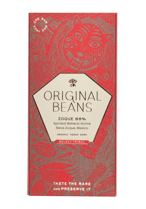 Original Beans Zoque 88% Mexico