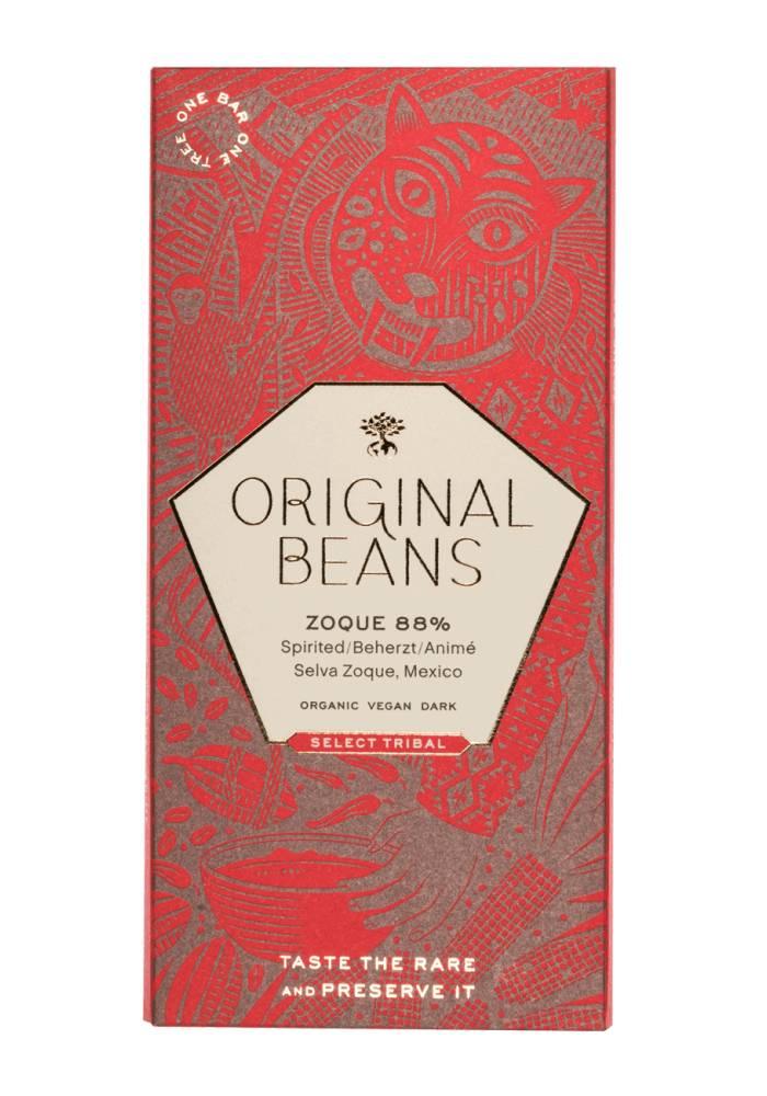 Original Beans Zoque 88% czekolada z meksykańskich ziaren kakao