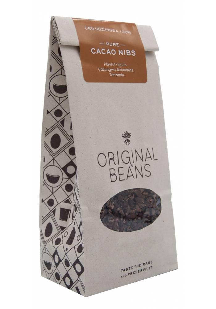 Nibsy kakaowe CRU Udzungwa - Tanzania - Original Beans