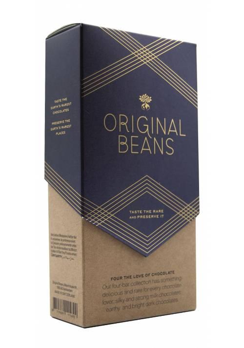 Zestaw Original Beans Four the Love - 4 tabliczki